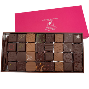 Boite 32 chocolats (T2)