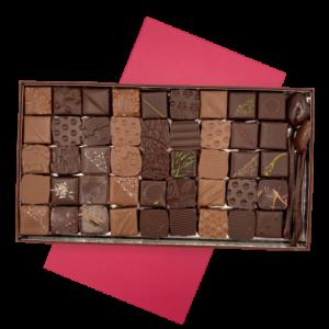 Boite 45 chocolats (T3)