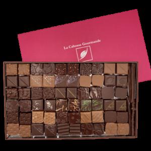 Boite 60 chocolats (T4)