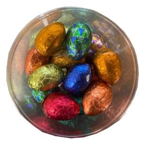 Pot d'œufs de Pâques