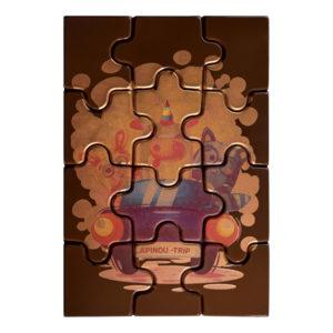Puzzle Lapinou Trip