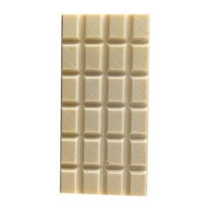 Chocolat blanc 35 % Bio et Commerce Equitable (Lacté & Vanillé)