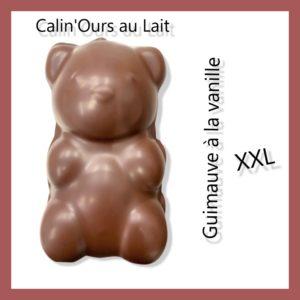 Câlin'ours au Chocolat au lait