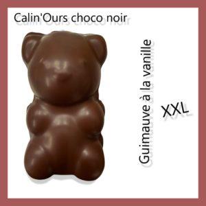Câlin'ours au Chocolat noir