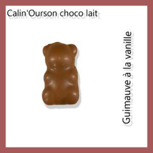 Câlin'ourson au Chocolat au Lait